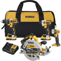 Dewalt DCK483D2 Brushless Tool Combo Kit