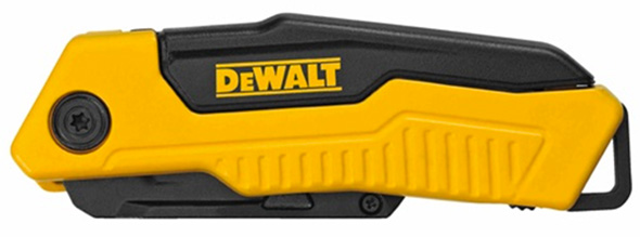 Dewalt DWHT10916 Folding Utility Knife Closed