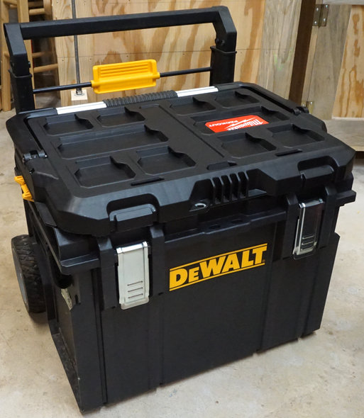 Dewalt Tough System Packout Conversion