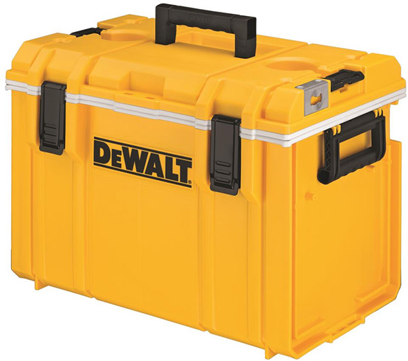Dewalt ToughSystem Cooler Closed