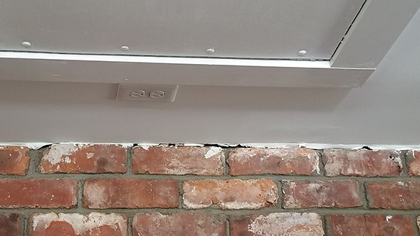 Garage Ceiling Gaps