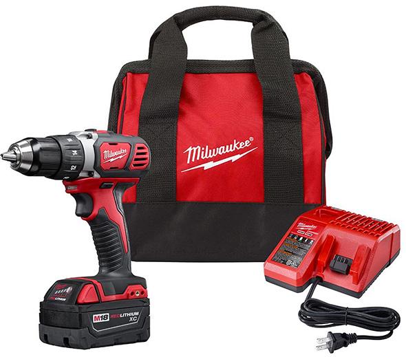Milwaukee M18 2606-21P Promo Drill Driver Kit