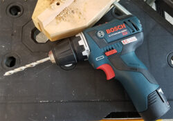 Dear Bosch: Thanks for the 12V Brushless Drill/Driver!