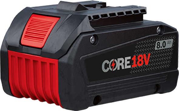 Bosch Core18V 8Ah Battery Pack