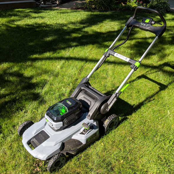 Review: EGO Cordless 21″ Push Lawn Mower (LM2101)