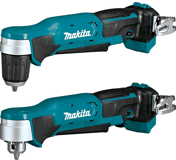 Makita 12V CXT Right Angle Drills