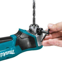Makita 12V Max Right Anglr Drill with Bit in Keyed Chuck