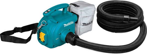 Makita XCV02Z Dust Extractor Blower