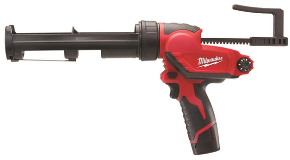 Milwaukee M12 2441 Cordless Caulk Gun
