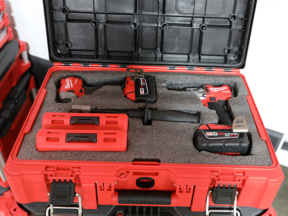 Milwaukee Packout Foam Insert Case