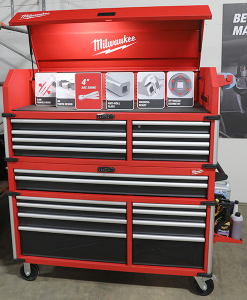 Next-Gen Tool Storage Chest and Cabinet Combo Features Wishlist