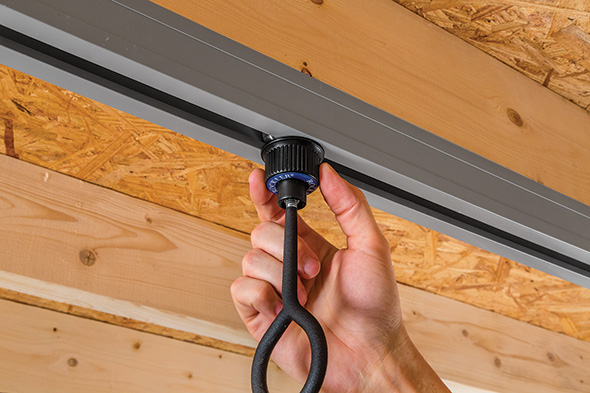 Rockler Ceiling Track System Locking Trolley