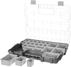 Amazon Basics Parts Organizer