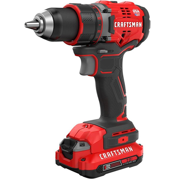 new craftsman 20v cordless power tools! (including brushless and ...