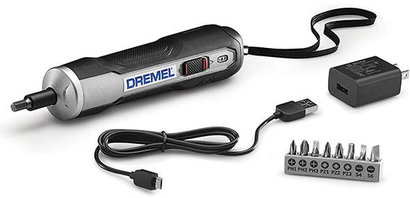 Dremel Go Cordless Screwdriver Kit