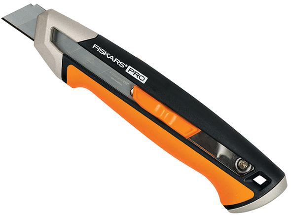 Fiskars Pro Snap Blade Utility Knife