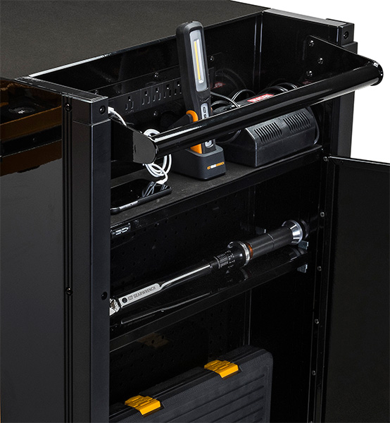Gearwrench Mobile Tool Cart Side Cabinet