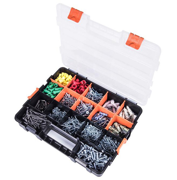 HDX Adjustable Compartment Organizer