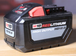Will it Fit? Milwaukee M18 12.0Ah Battery and LED Lighting Compatibility (and Details About Free Upgrades)