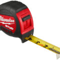 Milwaukee Stud 25ft Tape Measure blade extended