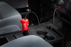 New Milwaukee 2018 Heated Jackets Include their USB Charger and Power Source