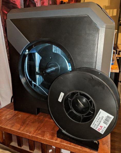 Dremel 3D45 Printer using non-dremel filament