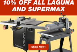 Laguna Discount at Rockler September 2018