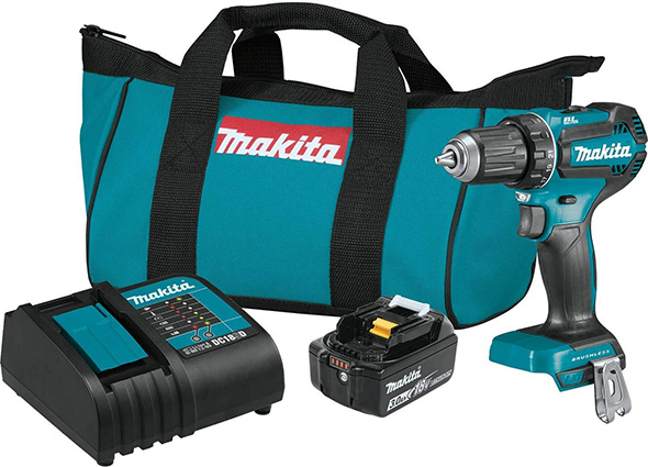 Makita XFD131 Brushless Drill Driver Kit