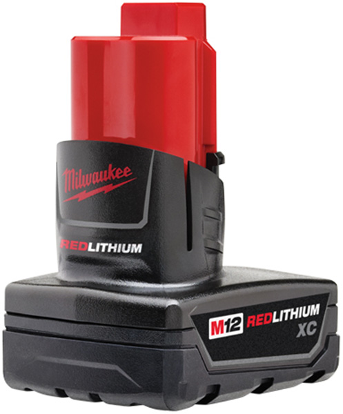 Milwaukee M12 3Ah XC Battery