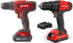 Craftsman V20 and Sears Craftsman 20V Cordless Power Tools and Batteries are NOT Compatible