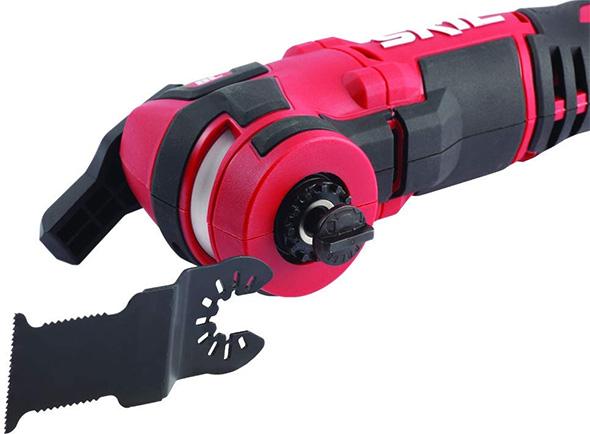 Skil PWRCore Multi-Tool Blade Change