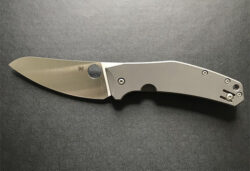 Spydero Spydiechef Folding Knife