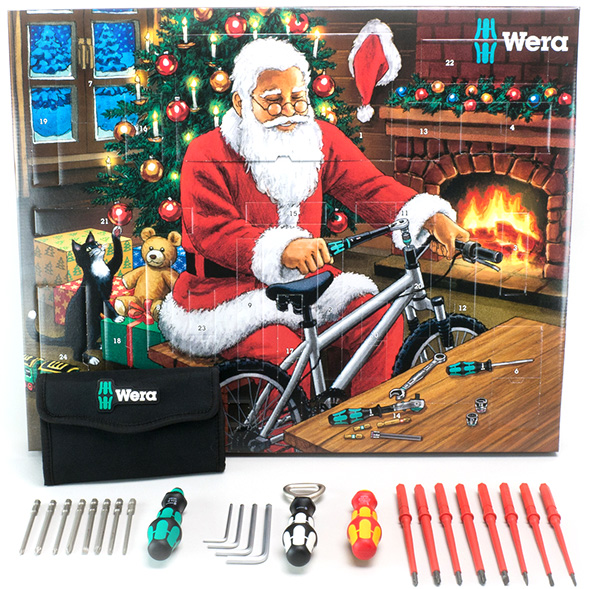 Wera Tool Advent Calendar 2018