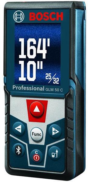 Bosch GLM 50C Laser Distance Measuring Tool
