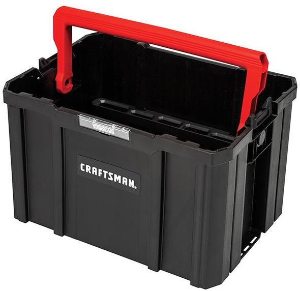Craftsman Versastak Tool Tote Box