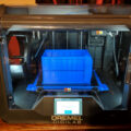 Dremel Digilab 3D Printer Tardis Print