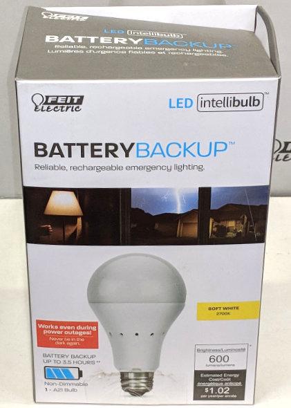 Feit Battery Backup Bulb