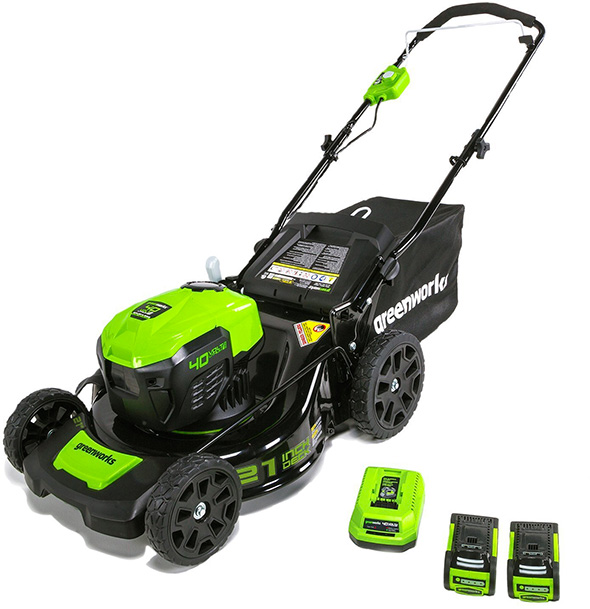 Deal Of The Day Cordless Mowers 10 21 18