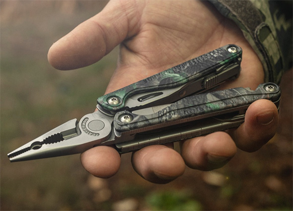Leatherman TTI RealTree Camo Multi-Tool