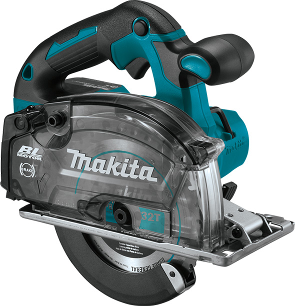 Makita XSC04Z Cordless Metal-Cutting Circular Saw