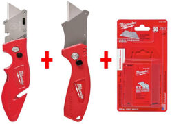 Milwaukee Utility Knives and Blades Holiday 2018 Bundle is LIVE