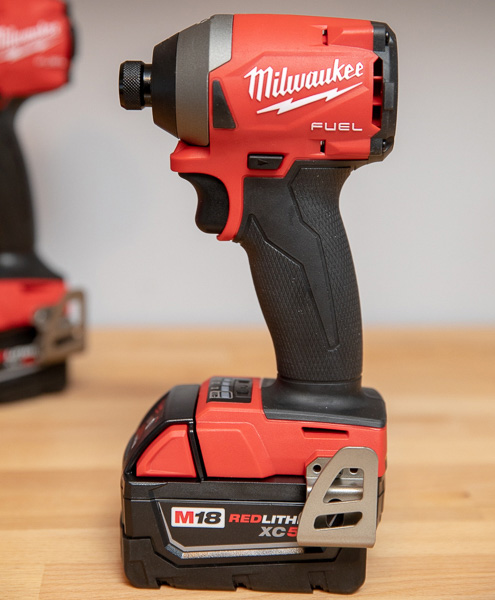 Milwaukee M18 Fuel 2853 Brushless Impact Driver