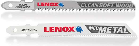New Lenox Jigsaw Blades
