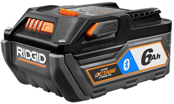 Ridgid 18V Octane Battery Pack