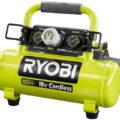 Ryobi Cordless Air Compressor