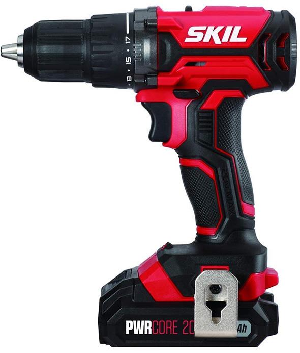 Skil PWRCore 20V Cordless Drill Kit