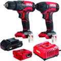 Skil PWRCore 20V Drill and Impact Driver Combo Kit