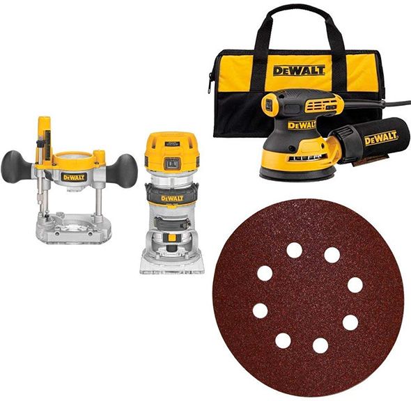 Amazon Black Friday 2018 Dewalt Woodworking Tool Deal