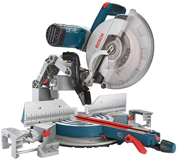 Bosch GCM12SD Axial Glide Miter Saw