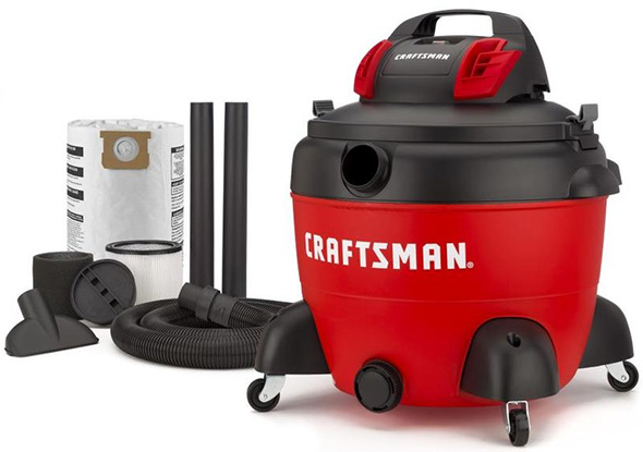 Craftsman 9401611 wet Dry Shop Vacuum